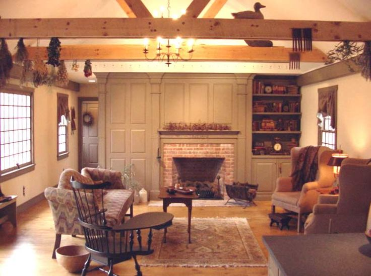 15 Colonial Fireplace Design Ideas Compilation Fireplace Ideas 17 Best Images About Primitive/early Rooms On Pinterest