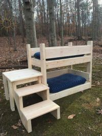 17+ best ideas about Dog Bunk Beds on Pinterest | Rustic ...