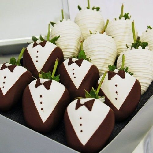 Strawberry wedding theme  Wedding  Wedding Themed Chocolate Covered Strawberries Keywords