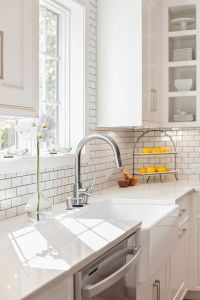 17 Best ideas about White Subway Tile Backsplash on ...