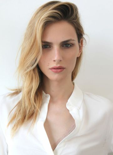 Andreja Pejic is one of the world's most well-known transgender models. (Image courtesy The Society Management)