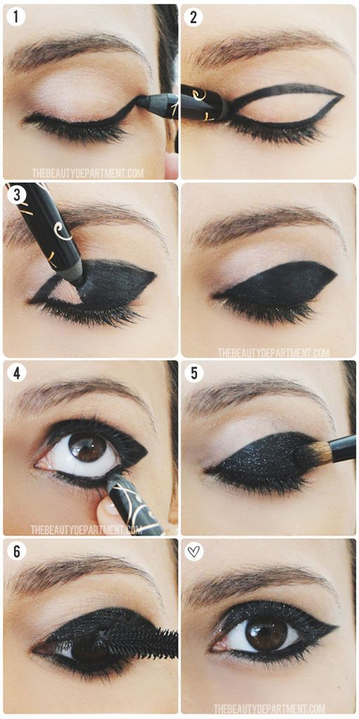 How to re-create Rachel Bilsons exaggerated winged liner from the The To Do List
