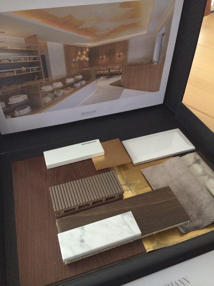 REIMANN INTERIOR Amp DESIGN Concept Presentation Box For A