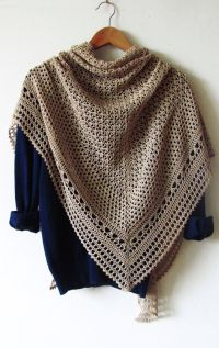 17 Best ideas about Shawl Patterns on Pinterest