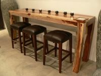 17 Best ideas about Kitchen Bar Tables on Pinterest