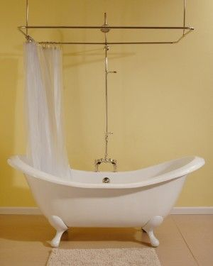 116 Best Images About Claw Foot Bathtub On Pinterest Cast Iron Tub Freestanding Bathtub And