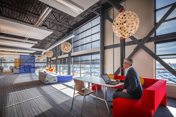 671 Best Ideas About Workplace / Office Space On Pinterest