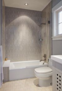 Best 25+ Vertical shower tile ideas on Pinterest | Large ...