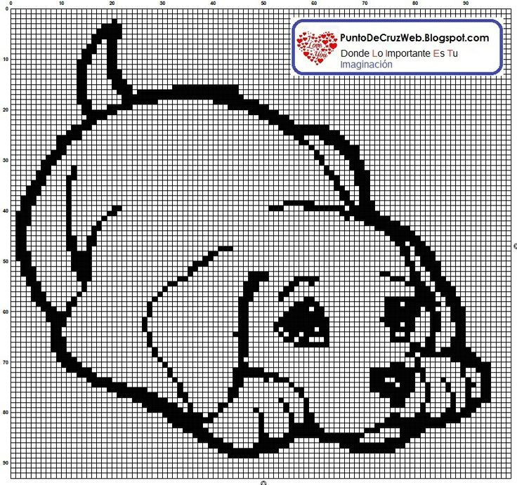 17 Best images about Animals Cross Stitch on Pinterest