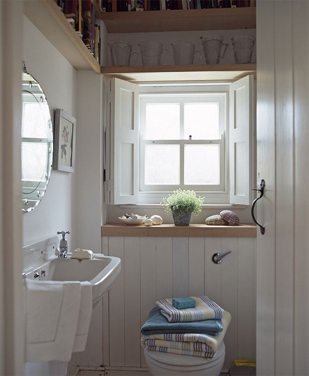 25+ Best Ideas About Small Cottage Bathrooms On Pinterest