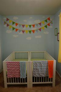 1000+ ideas about Twin Nurseries on Pinterest | Babies ...