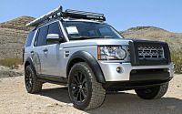 Land Rover LR4 Roof Rack - 4WD Roof Racks Australia | Lr4 ...
