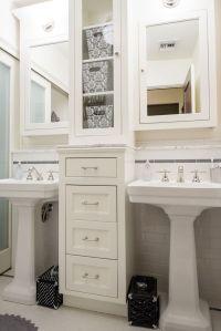 25+ Best Ideas about Pedestal Sink Bathroom on Pinterest ...