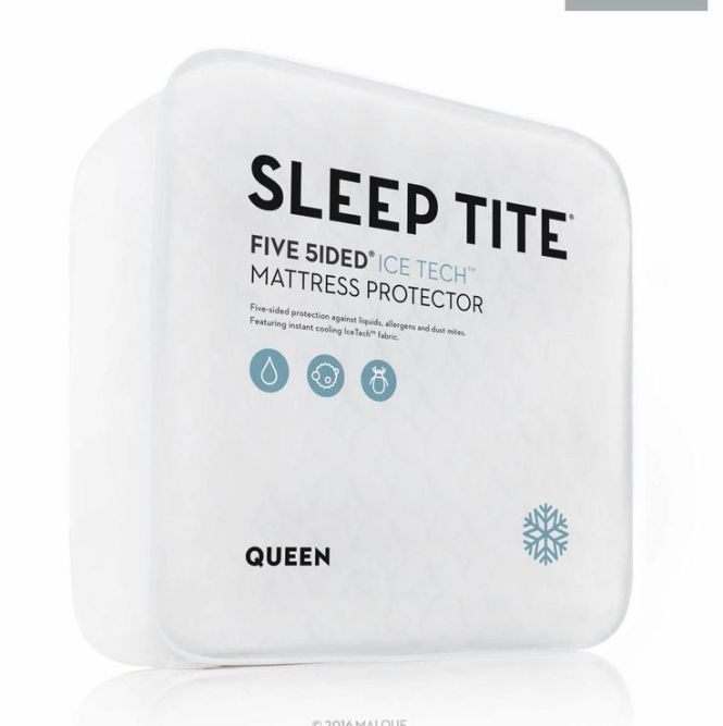 Five Sided Ice Tech Cooling Mattress Protector