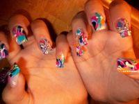1000+ ideas about Ghetto Nails on Pinterest | Metallic ...
