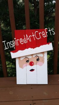 1000+ ideas about Wooden Christmas Decorations on