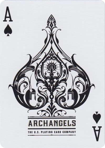 Archangel, Bicycles and Ace of spades on Pinterest