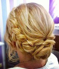 25+ best ideas about Fine hair updo on Pinterest   Hair ...