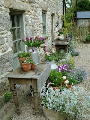 25 Best Ideas About French Cottage Garden On Pinterest French