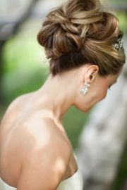 of wedding hairstyle
