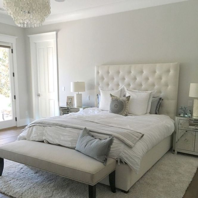 Bedroom Paint Color Is Silver Drop From Behr Beautiful Light Warm Gray Stunning Eye For Pretty