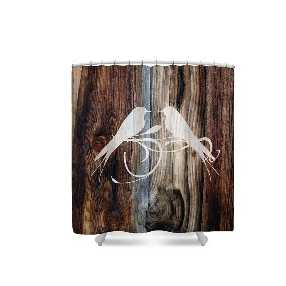 1000 ideas about Rustic Shower Curtains on Pinterest