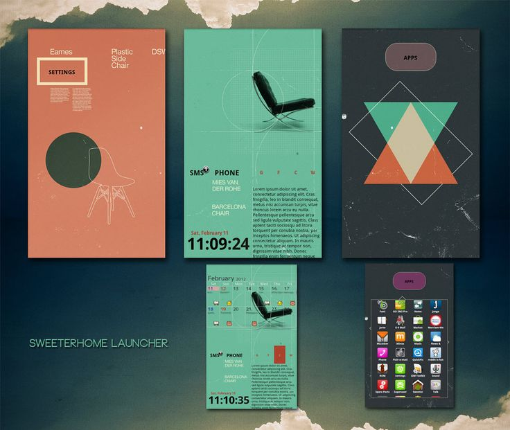 160 Best Images About Cool Home Screen On Pinterest Mobile