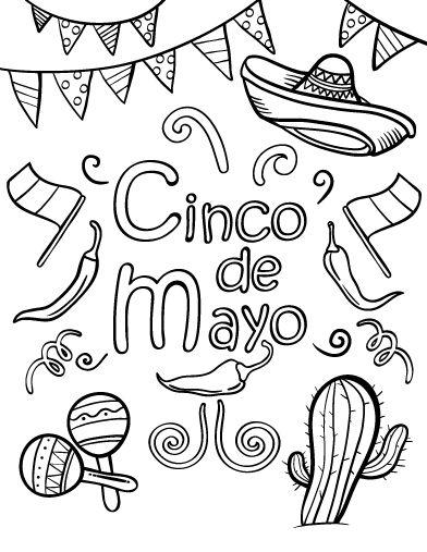 17 Best ideas about Cinco De Mayo Activities on Pinterest
