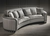 1000+ ideas about Curved Sofa on Pinterest   Modern Sofa ...