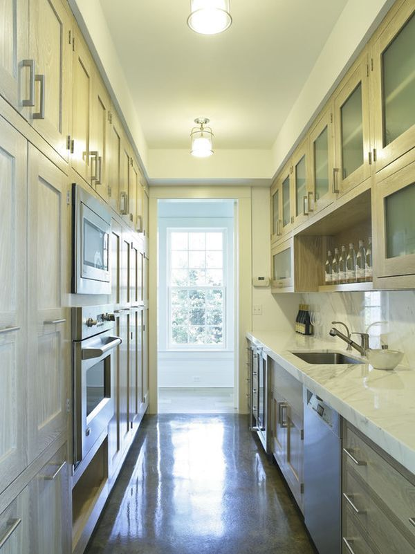Galley Kitchen Designs Layouts