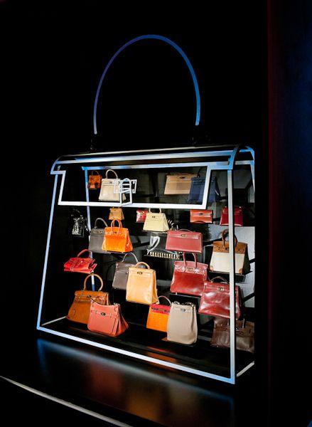 17+ best ideas about Handbag Display on Pinterest