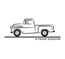 Old trucks, Trucks and Drawings on Pinterest