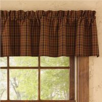 Primitive Spice Valance | Country, Valance curtains and ...