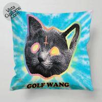 Ofwgkta Odd Future Tron Cat Tie pillow case, cover ( 1 or