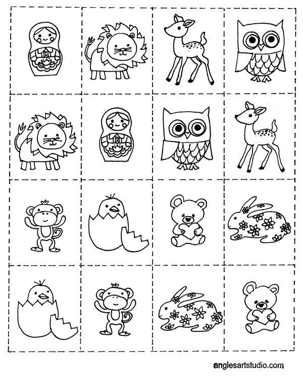 Best 25+ Memory games for kids ideas on Pinterest