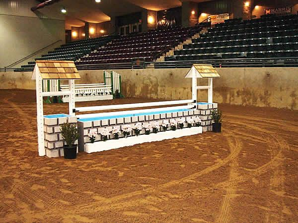 97 Best Images About Horse Jumps HunterJumperCross Country Ideas On Pinterest