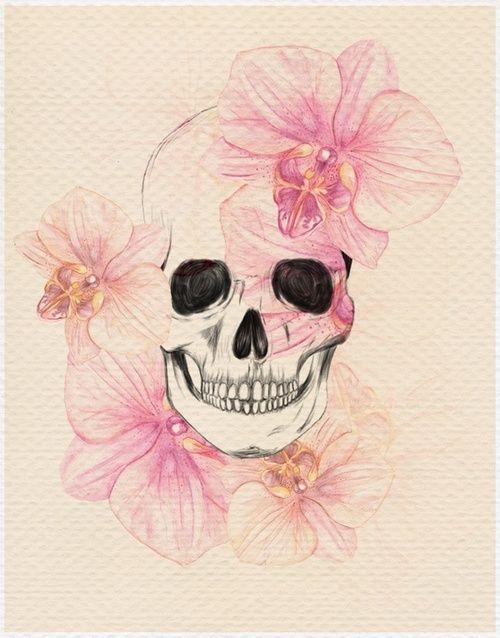 ideas feminine skull