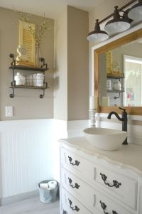 17 Best ideas about Farmhouse Bathroom Accessories on ...