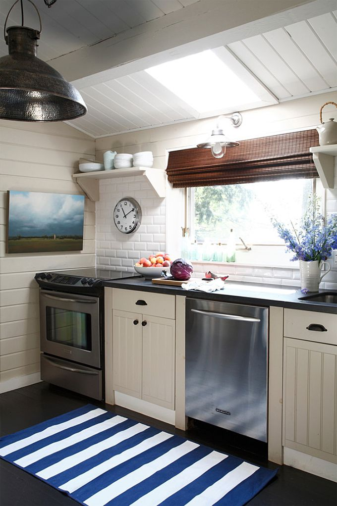 25 best ideas about Nautical kitchen on Pinterest