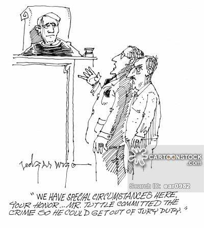Jury Duty cartoons, Jury Duty cartoon, funny, Jury Duty