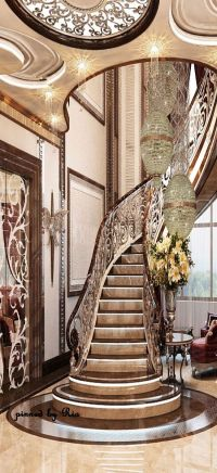17 Best ideas about Grand Staircase on Pinterest | Luxury ...