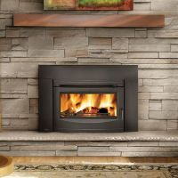 25+ best ideas about Wood Fireplace Inserts on Pinterest ...