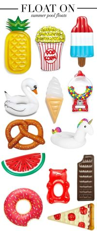 Las 25 mejores ideas sobre Flotadores De Piscina en ...