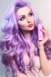 purple hair colors ideas