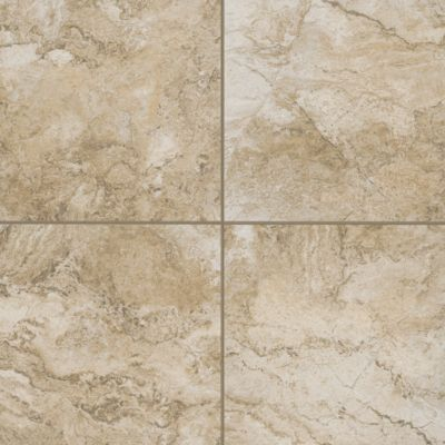 Mohawk Floorings Stonehurst tile in Coral Reef  Tile