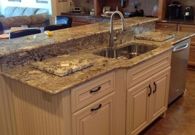 Coordinating Kitchen Cabinets And Hardwood Floors