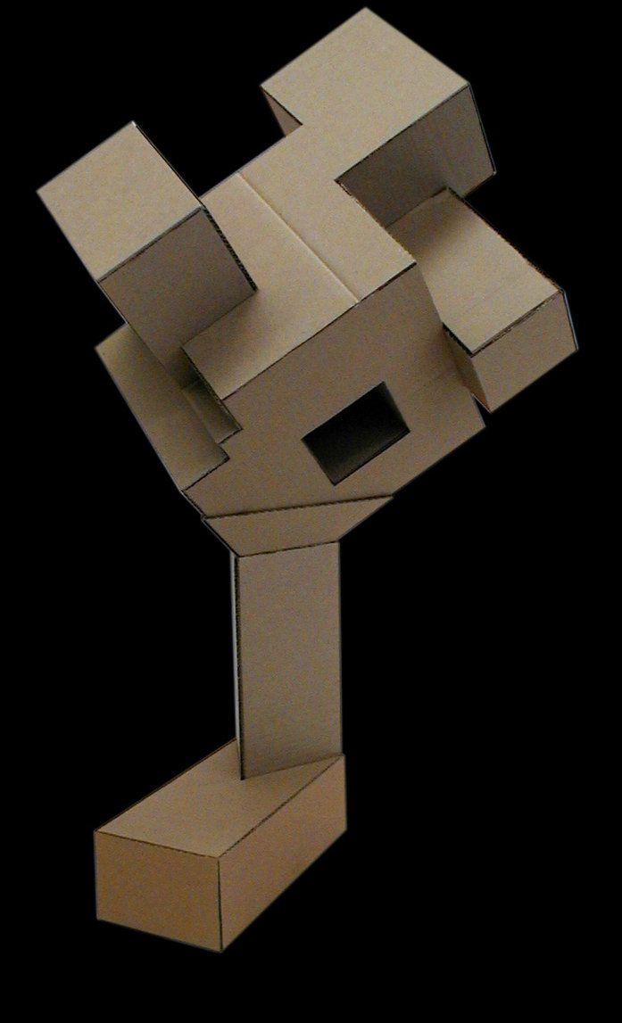 25 best ideas about Cardboard sculpture on Pinterest  Cardboard art Cardboard paper and