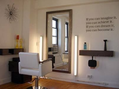 25 Best Ideas About Home Hair Salons On Pinterest Hair Salons