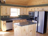 white pine kitchen cabinets | wood working | Pinterest ...