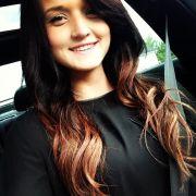black brown ombr hair